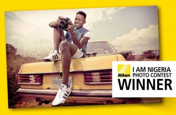 I am Nigeria Photo Cntest Winner - BellaNaija - January2014