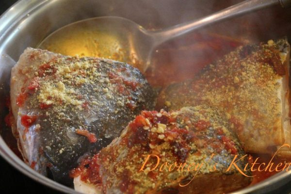 Dooney S Kitchen Fish Pepper Soup