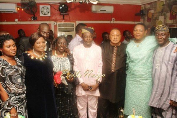 Jide Kosoko's 60th Birthday Party in Lagos - January 2014 - BellaNaija - 023