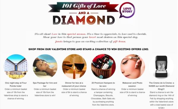 Jumia 10 Gifts & A Diamond Contest - BellaNaija - January 2014001