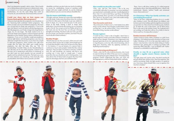 Kaffy Shafau-Ameh -Motherhood In-Style Magazine - January 2014 - BellaNaija 03