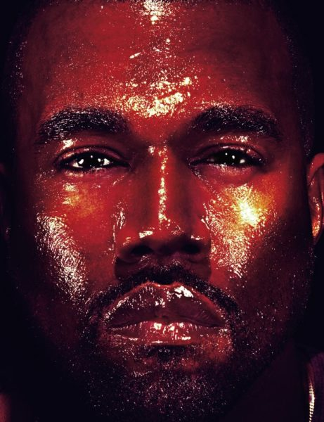 Kanye West's Bizarre Shoot for Interview Magazine - January 2014 - BellaNaija - 025