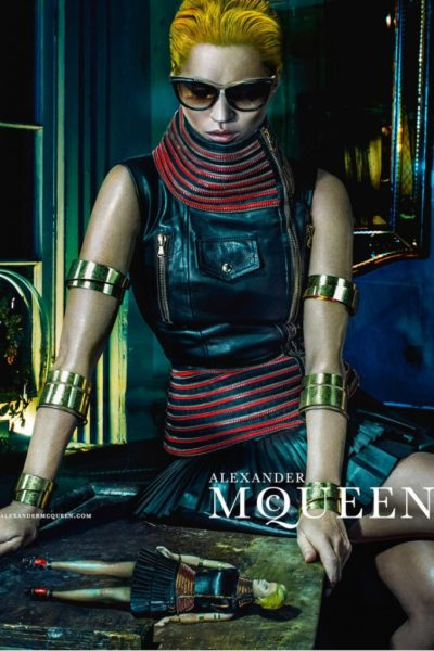 Kate Moss for Alexander McQueen SS2014 - BellaNaija - Kanuary 2014008