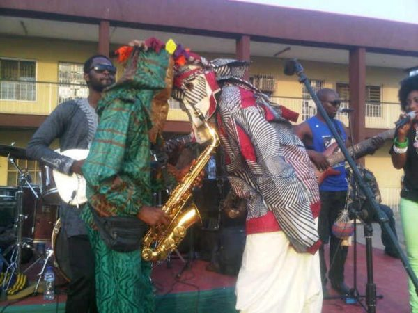 Lagbaja performs with Nigeria's Got Talent Winner Akorede Odukale - BellaNaija - January2014001
