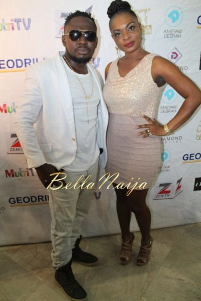 Beverly Afaglo & Eugene Baah