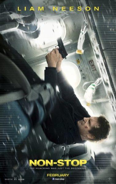 Liam Neeson - Non Stop - January 2014 - BellaNaija