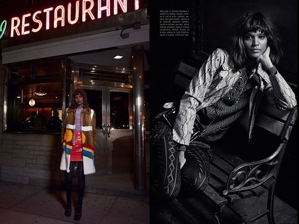 Liya Kebede for Vogue Italia January 2014 - BellaNaija - January 2014004