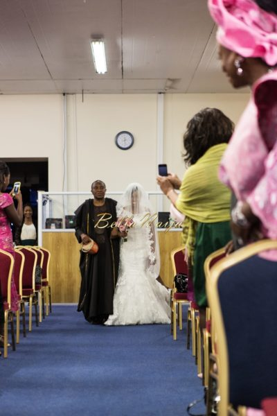 Lola & Shola St. Matthew Daniel Wedding, DuduGuy Photography, January 2014, BellaNaija, Yoruba, London Wedding, 93