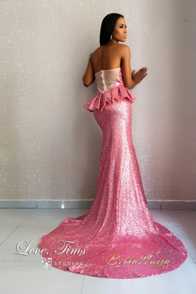 Love, Tims by I Do Weddings - Loila Collection, BellaNaija Weddings 1