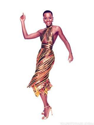 Lupita Nyong'o - Vanity Fair Magazine - January 2014 - BellaNaija 01