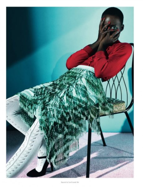 Lupita Nyong'o for Dazed & Confused Magazine - BellaNaija - January 2014001