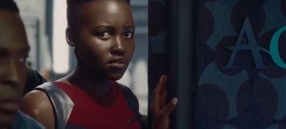 Lupita Nyong'o in Non Stop - January 2014 - BellaNaija