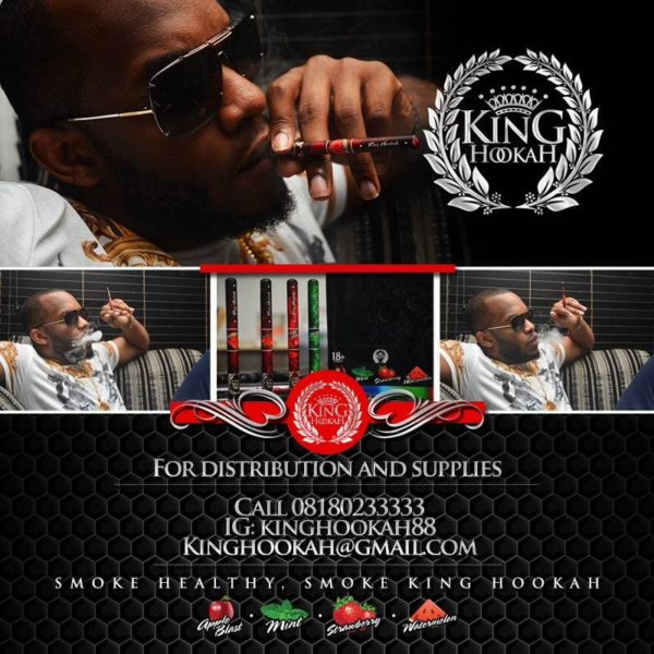 Lynxxx for King Hookah Sticks - BellaNaija - January 2014