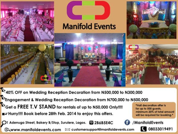Manifold Events - January 2014 - BellaNaija