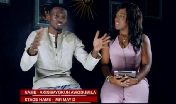 May D - January 2014 - Soundcity's One-on-One - BellaNaija