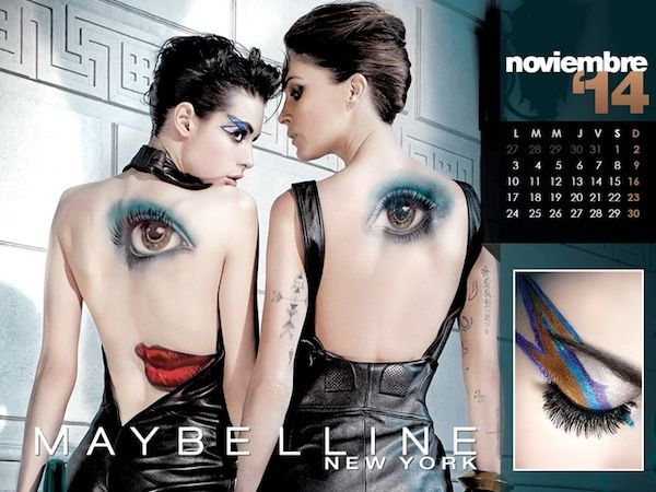 Maybelline 2014 Calendar  - BellaNaija - January2014008