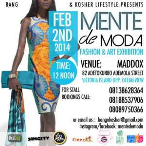 Mente De Moda Fashion & Art Exhibition - BellaNaija - January 2014