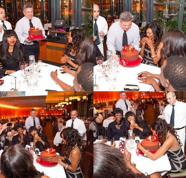 Millen Magese's Surprise Birthday Party - January 2014 - BellaNaija - 029