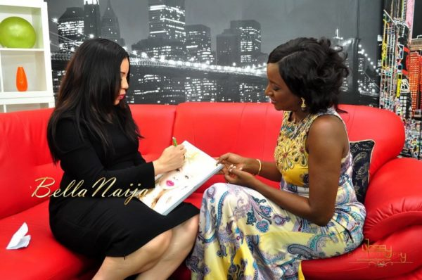Monalisa Chinda & Ireti Doyle - Oge TV -BellaNaija - January 2014 - BellaNaija - 025