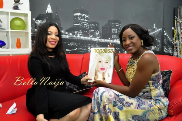 Monalisa Chinda & Ireti Doyle - Oge TV -BellaNaija - January 2014 - BellaNaija - 026