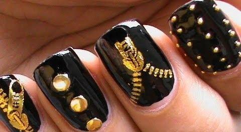 Nail Art DIy - BellaNaija - January2014001