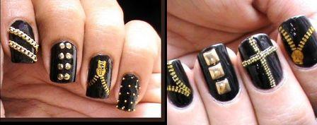 Nail Art DIy - BellaNaija - January2014002