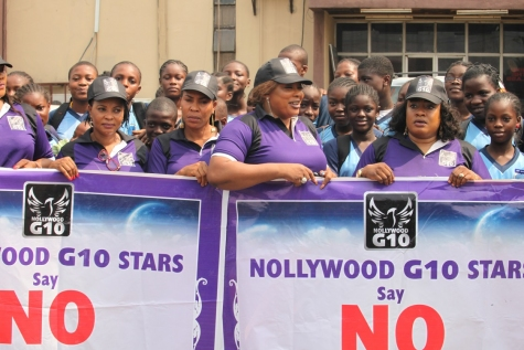 Nollywood Stars Walk in Lagos -January 2014 - BellaNaija 021