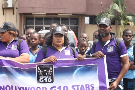 Nollywood Stars Walk in Lagos -January 2014 - BellaNaija 022