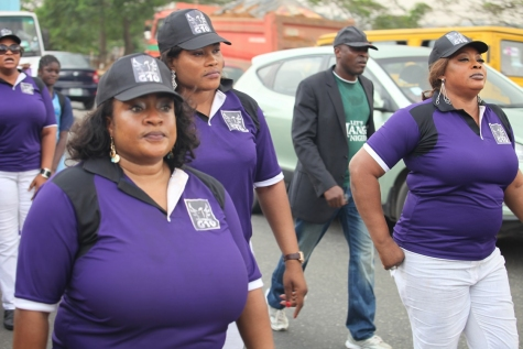 Nollywood Stars Walk in Lagos -January 2014 - BellaNaija 06