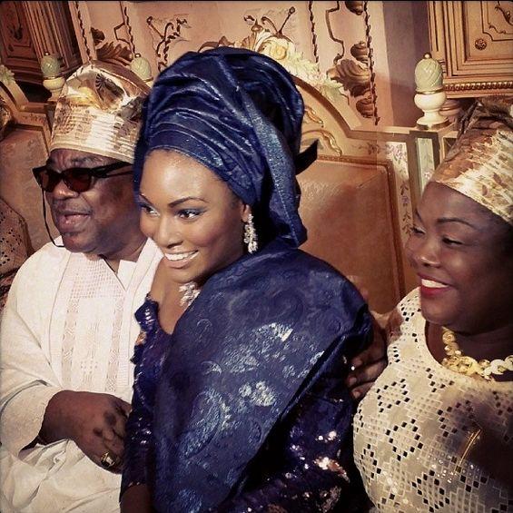 Olamiju Alao Akala & Hadiza Okoya - Januay 2014 - BellaNaija Weddings - BellaNaija 02