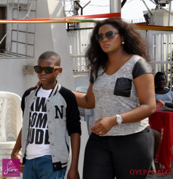 Omotola Jalade-Ekeinde OYEP Christmas Party in Lagos - January 2014 - BellaNaija - 022