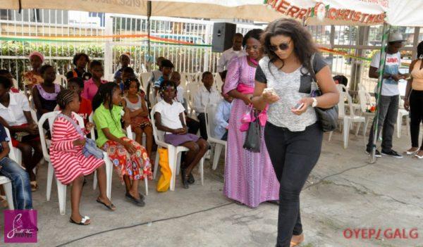 Omotola Jalade-Ekeinde OYEP Christmas Party in Lagos - January 2014 - BellaNaija - 023