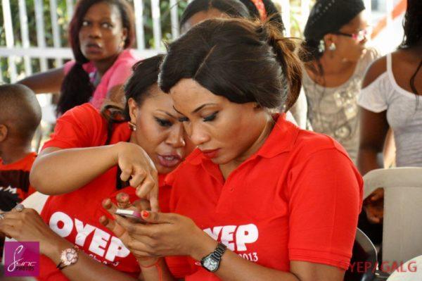 Omotola Jalade-Ekeinde OYEP Christmas Party in Lagos - January 2014 - BellaNaija - 032