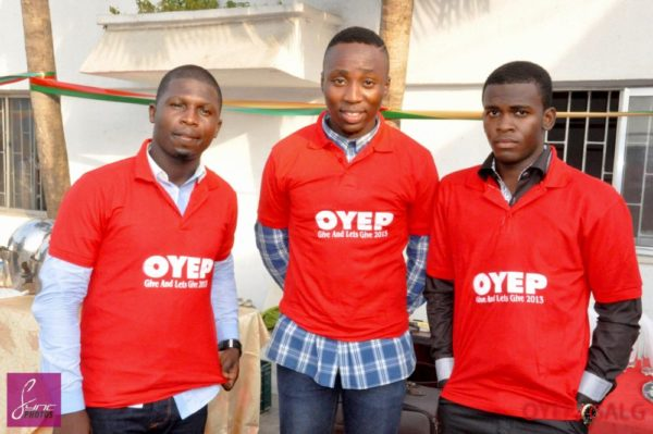 Omotola Jalade-Ekeinde OYEP Christmas Party in Lagos - January 2014 - BellaNaija - 035