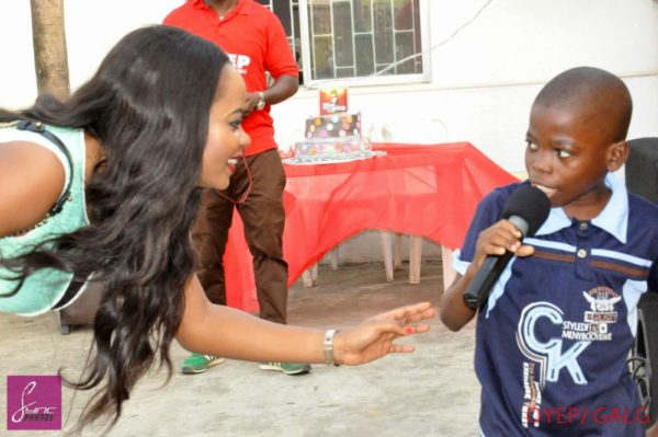 Omotola Jalade-Ekeinde OYEP Christmas Party in Lagos - January 2014 - BellaNaija - 039