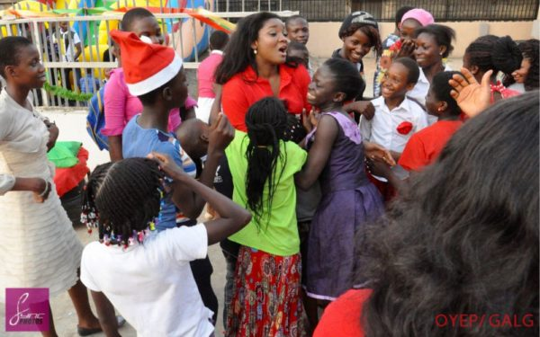 Omotola Jalade-Ekeinde OYEP Christmas Party in Lagos - January 2014 - BellaNaija - 043