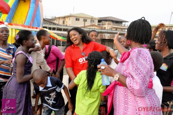 Omotola Jalade-Ekeinde OYEP Christmas Party in Lagos - January 2014 - BellaNaija - 044