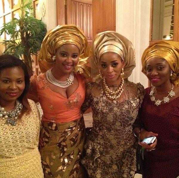 Omowumi Akinnifesi - Olamiju Alao Akala & Hadiza Okoya Introduction - Januay 2014 - BellaNaija Weddings - BellaNaija
