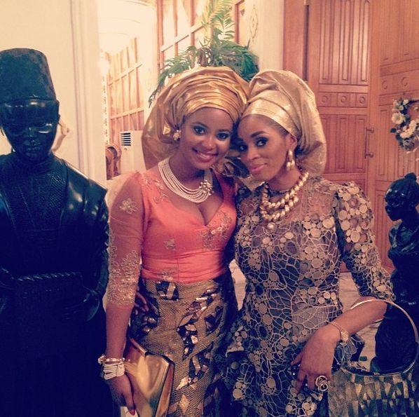 Omowumi Akinnifesi & Sade Okoya - Olamiju Alao Akala & Hadiza Okoya Introduction - January 2014 - BellaNaija Weddings - BellaNaija