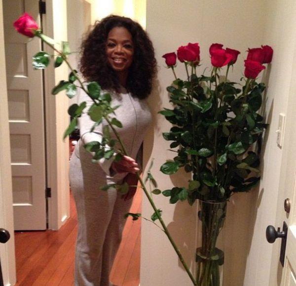 Oprah's 60th Birthday Party - January 2014 - BellaNaija 01