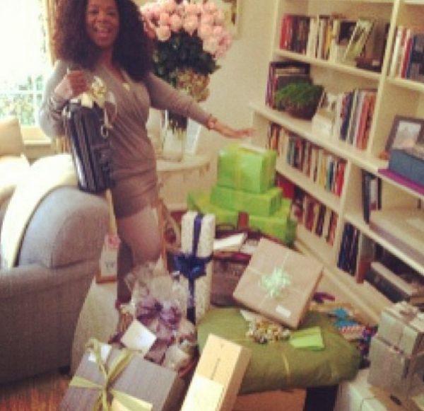 Oprah's 60th Birthday Party - January 2014 - BellaNaija 02