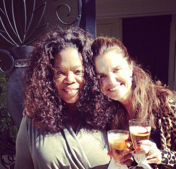 Oprah's 60th Birthday Party - January 2014 - BellaNaija 03