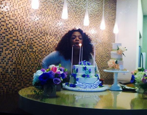 Oprah's 60th Birthday Party - January 2014 - BellaNaija 04
