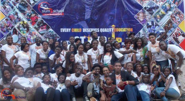 Orondaam Otto .... Slum2School Africa (4)
