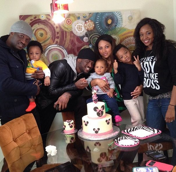 Peter & Lola Omotayo Okoye's Aliona's 1st Birthday - January 2014 - BellaNaija 02