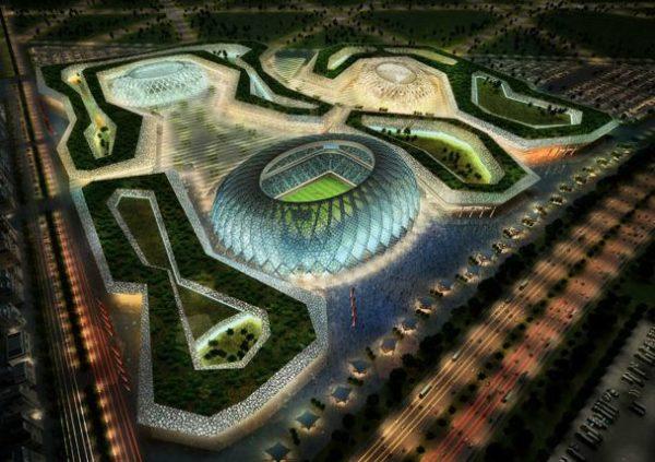 Qatar FIFA World Cup 2022 - January 2014 - BellaNaija 01