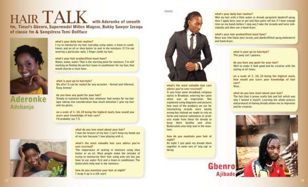 Savvy & Chic Hair & Beauty Hub Magazine - BellaNaija - January2014001 (2)