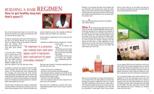 Savvy & Chic Hair & Beauty Hub Magazine - BellaNaija - January2014001 (7)