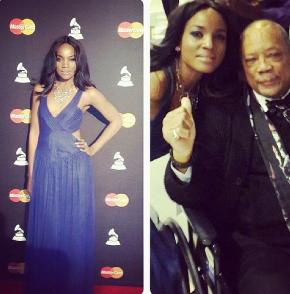 Seyi Shay - January 2014 - Grammy Awards - BellaNaija 01