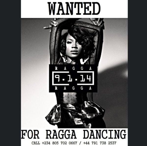 Seyi-Shay - Ragga-Ragga - January 2014 - BellaNaija